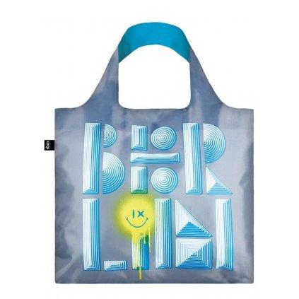 Nákupná taška LOQI Alex Trochut