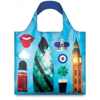 Loqi, Nákupná taška - Hey London