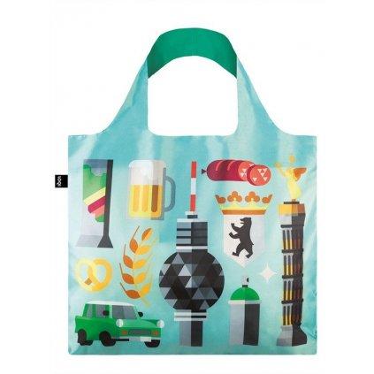 Loqi, Nákupná taška - Hey Berlin