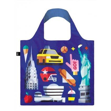 Loqi, Nákupná taška - Hey New York