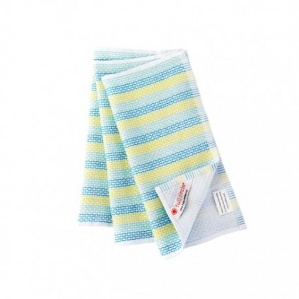 tidy dish cloths spring green set of 3