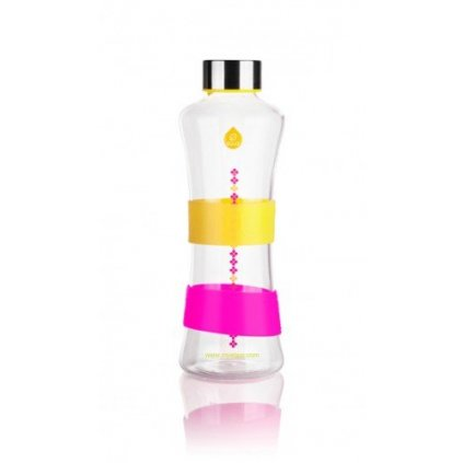 Equa, Fľaša CMYK - Squeeze Yellow, 550 ml