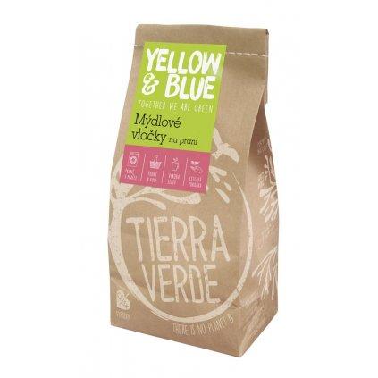 Tierra Verde, Mydlové vločky pracie