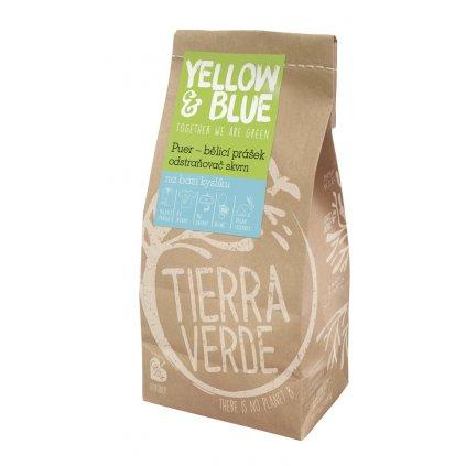 Tierra Verde, Puer - bieliaci prášok a odstraňovač škvŕn na báze kyslíka