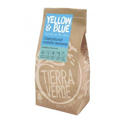 Tierra Verde, Odstraňovač vodného kameňa (kyselina citrónová) 1 kg