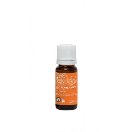 100%  Éterický olej pomaranč