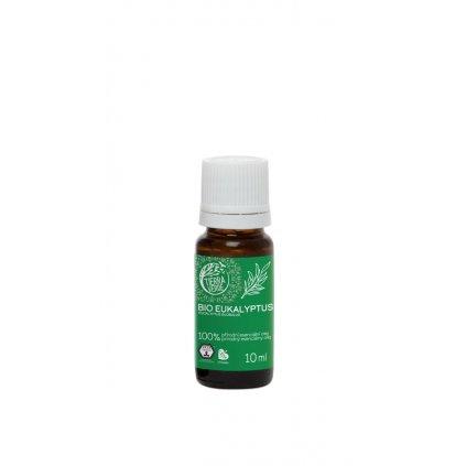 100%  Éterický olej eukalyptus
