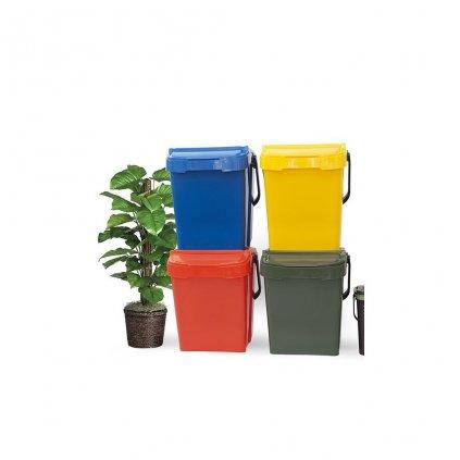 1324 kose na trideni odpadu urba 40 set 4 ks