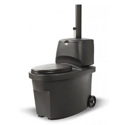 Biolan, separačná suchá toaleta - šedá