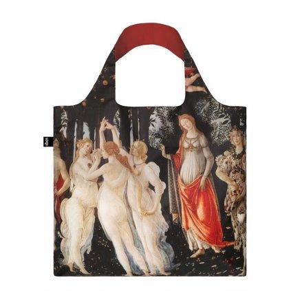 LOQI museum botticelli the spring bag