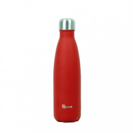 insulated stainless steel bottle granite spicy red 500ml