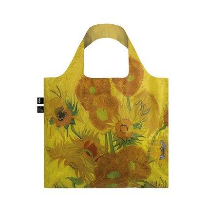 loqi museum van gogh sunflowers bag front