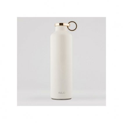 equa smartwaterbottle snow white