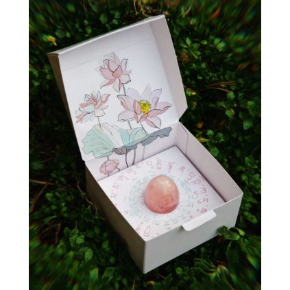 Yoni, Vajíčko pre ženy - ruženín