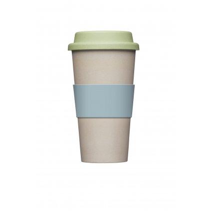 Bambusový pohár šedý