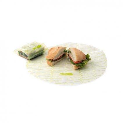 Obal na jedlo Food Kozy veľký - 2 ks