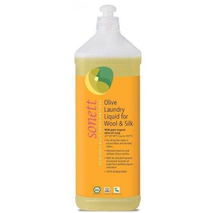60728 olivový praci gel na hodvab