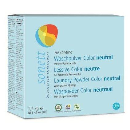 Sonett Senzitív, Koncentrovaný prášok na pranie Color Senzitív, 1,2 kg