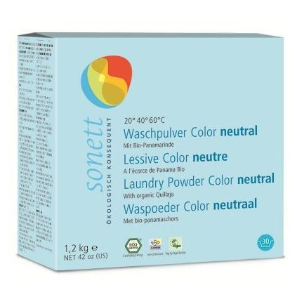 Sonett Senzitív, Koncentrovaný prášok na pranie Color Senzitív 1,2 kg