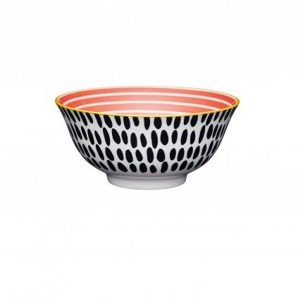 66260 bowl čierna bodka