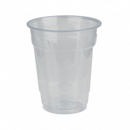 Kompostovateľný pohár PLA 300 ml
