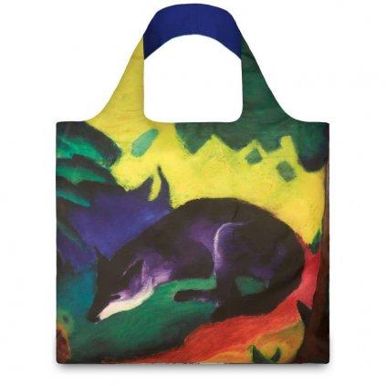 MUSEUM marc blue fox bag