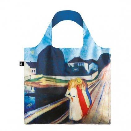 LOQI museum edvard munch four girls on the bridge bag