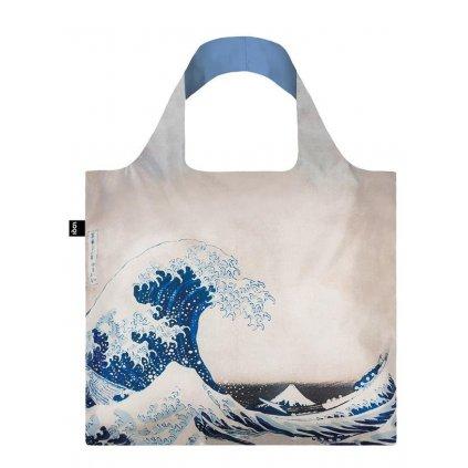 Loqi, Nákupná taška - Hokusai - The Great Wave