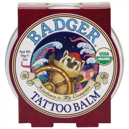 7203 12 Badger Tattoo Balm 0634084133004