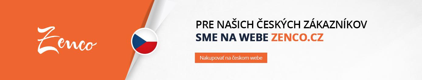 Odkaz na zenco.cz