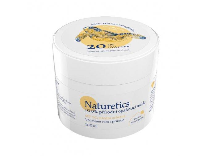 vizu doza Naturetics opalovaci maslo 100 ml CZE ENG ORIGINAL BEZPOZADI