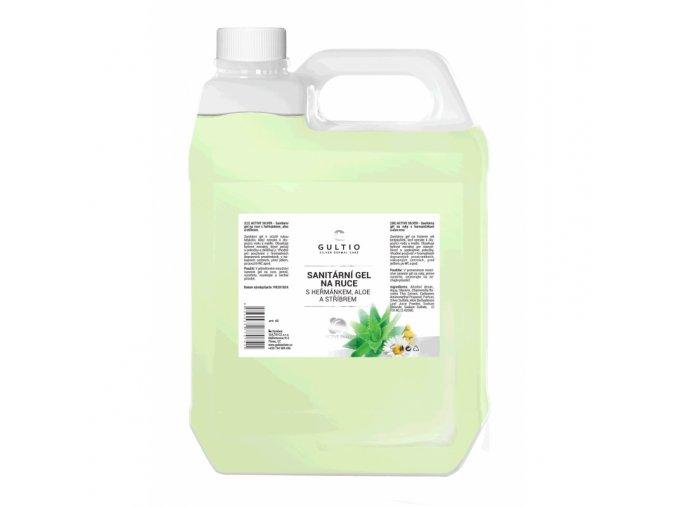 sanitarni gel na ruce 5000ml