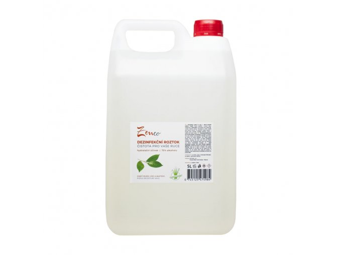 Dezinfekčný roztok ZENCO 5000 ml