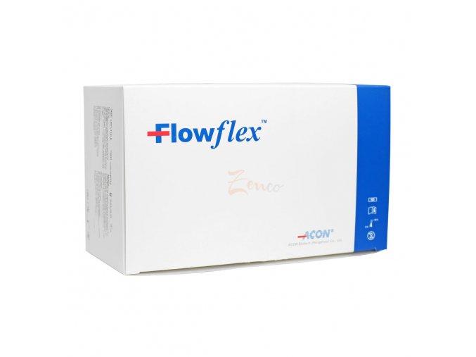25 ks Antigénový test 3v1 COVID-19 FLOWFLEX
