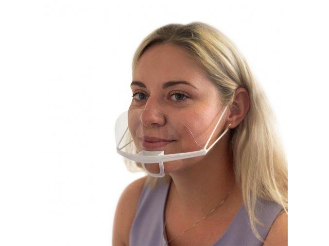 ZENCO Ochranný bradový štít
