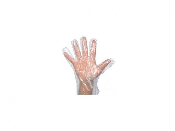 Jednorazové HDPE rukavice 100 ks