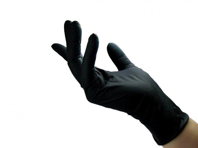vyr 6362 ochranne rukavice cerne odolne