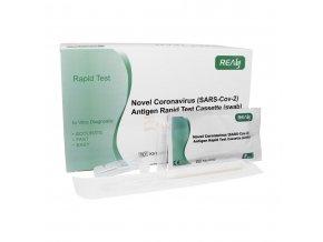 100 ks Antigénový test - výtěrový COVID-19 REALY TECH
