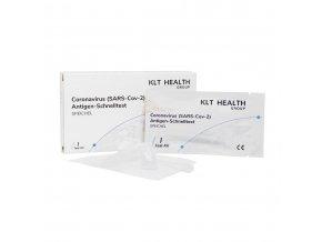 1 ks Antigénový test zo slin COVID-19 REALY TECH