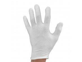ZENCO Bavlnené rukavice - balenie 12 párov