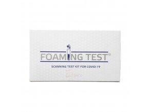 1 ks Rýchly test na COVID-19 zo vzorky moču