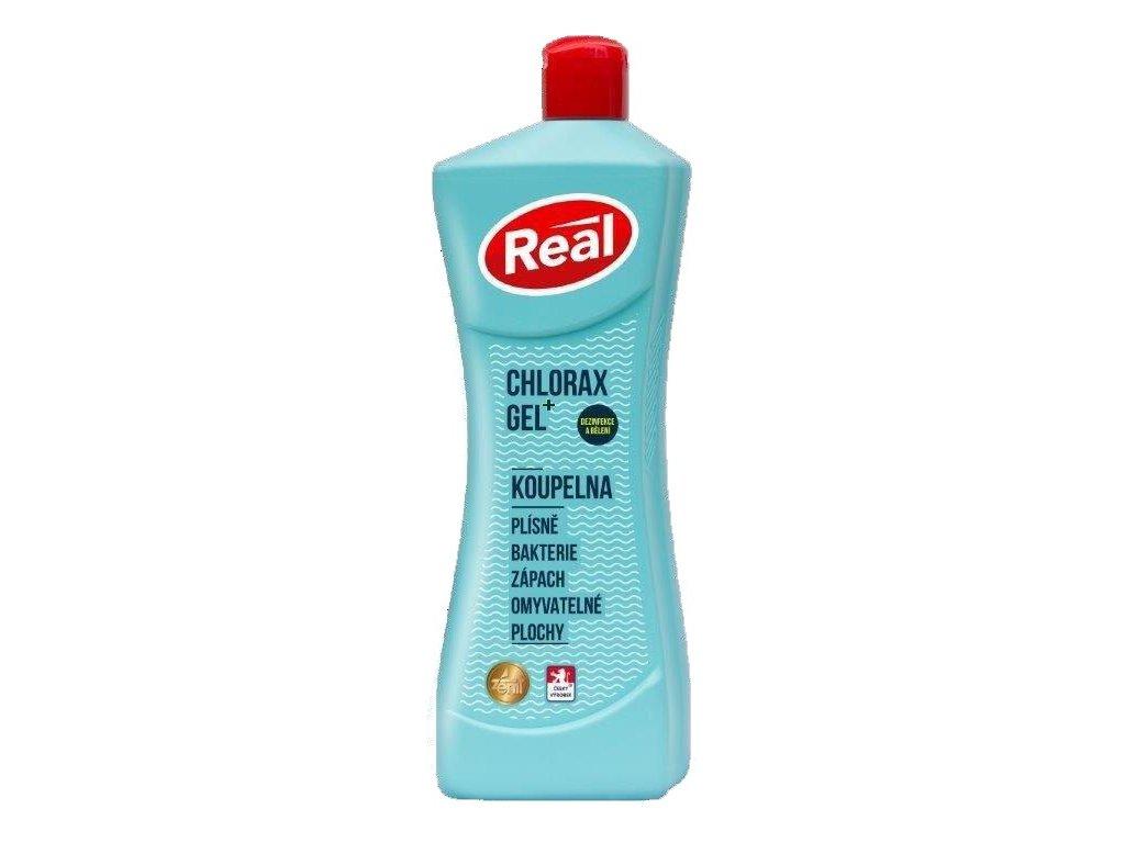 Real gel chlorax plus 650 g