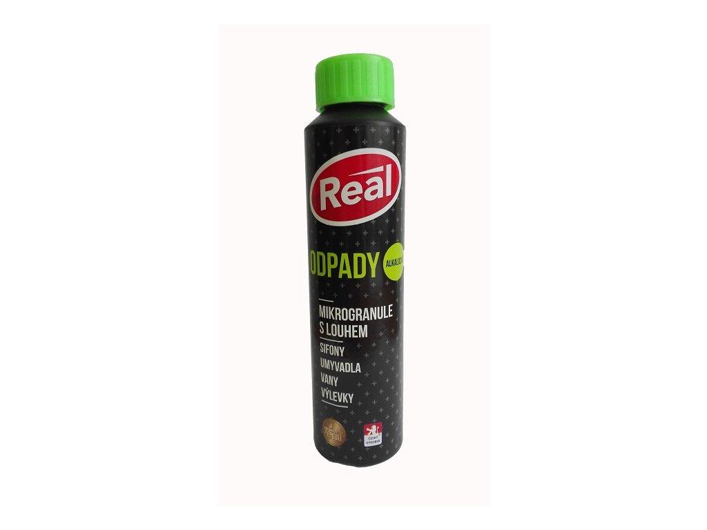 Real odpady alkalický 500 g