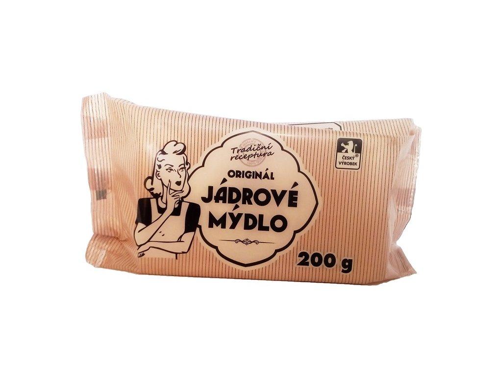Jádrové mýdlo balené 200 g