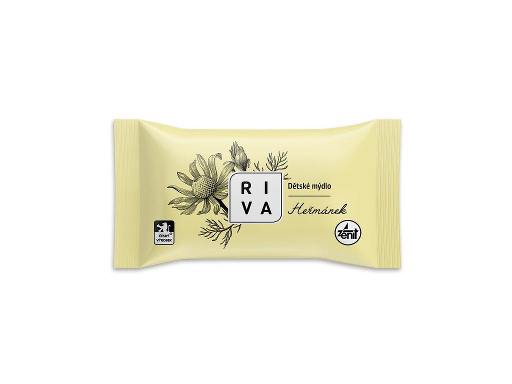 Riva dětské mýdlo 100 g