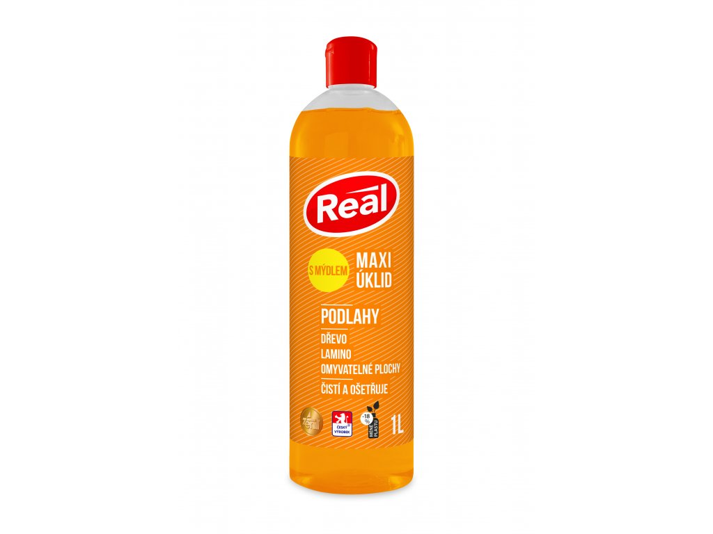 Real maxi mydlo