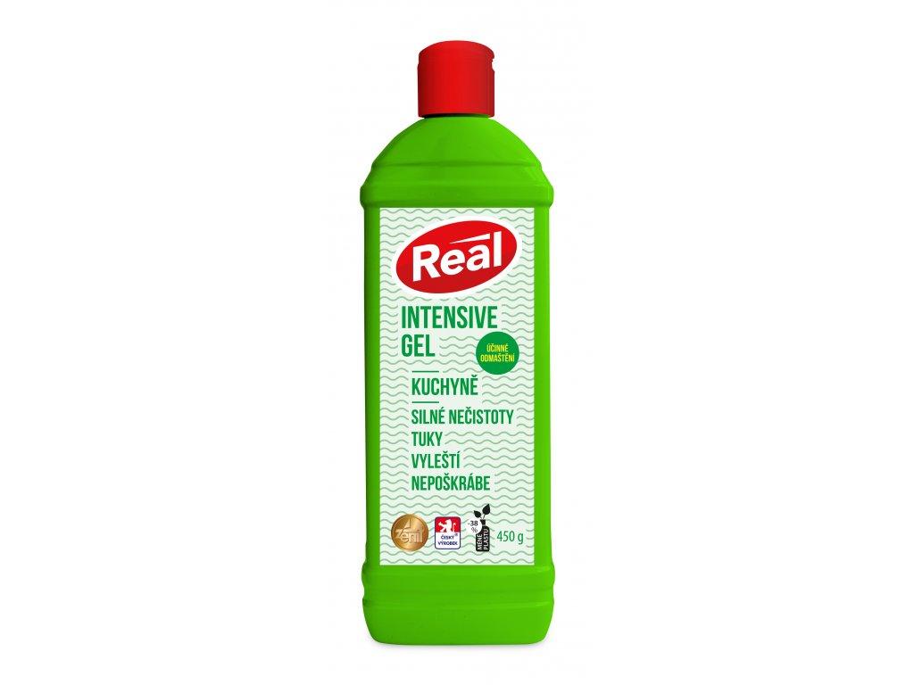 Real intensive gel 650 g