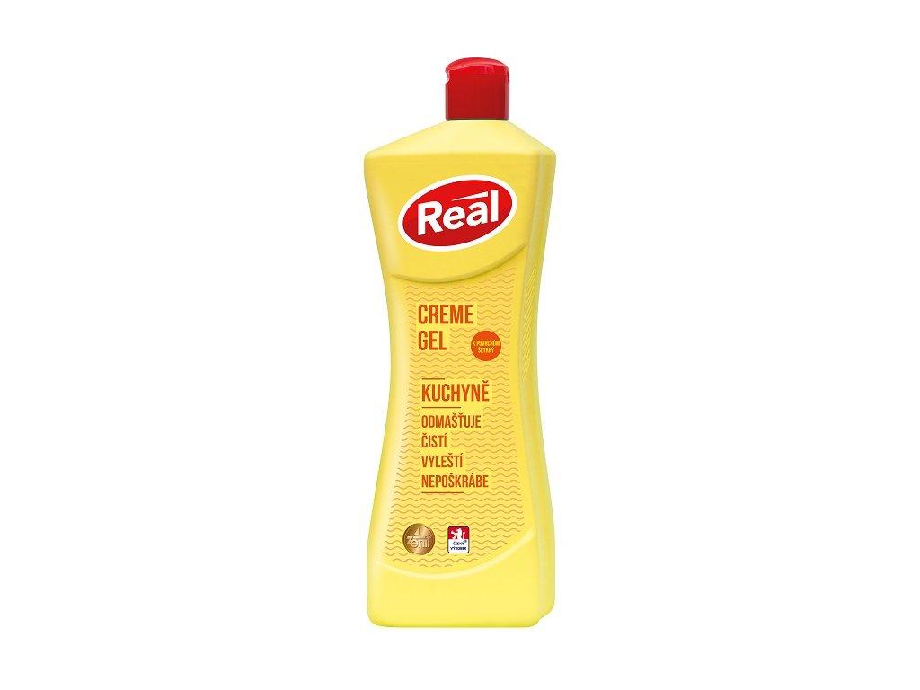 Real creme gel 650 g