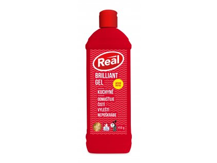 Real brilliant gel new