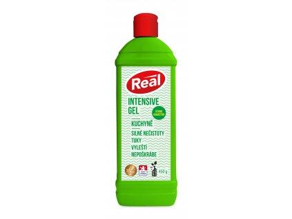 Real intensive gel new